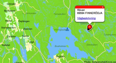 Sweden's 'silliest' place names revealed