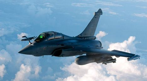 India selects Dassault for major jet deal