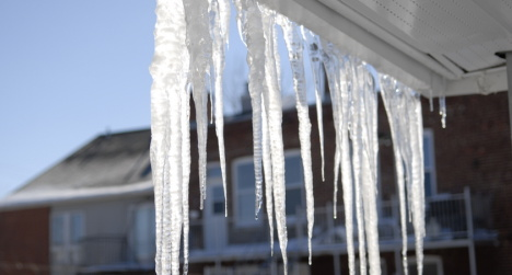 Outage leaves Swedish town without any heat