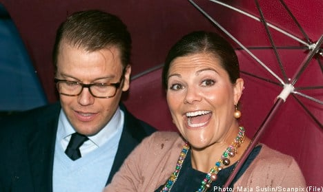 Princess Victoria to give birth in 'early March'