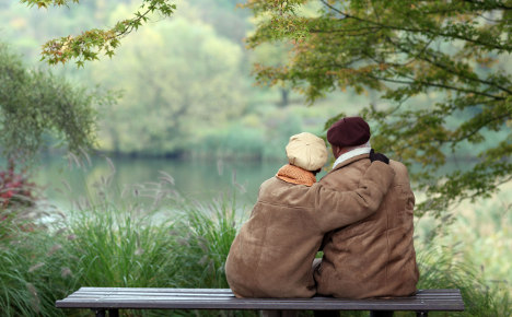 Sex helps 'keep you young' in old age