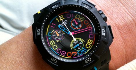 Cash ticking in for Swatch as profits soar