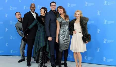 Nazi comedy unexpected hit at Berlinale