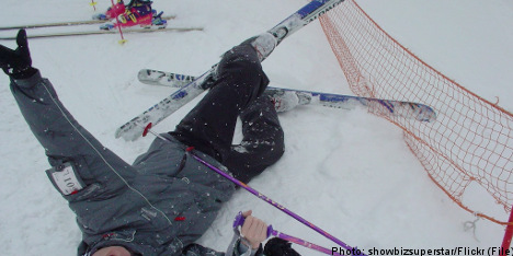 Five reasons I can't stand skiing: an Aussie's pain
