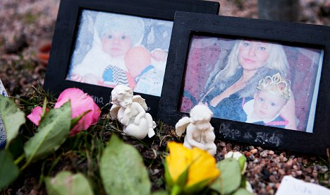 Norwegian mother and child 'died of illness'