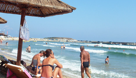 Norway tourists fume at Bulgarians in Bulgaria