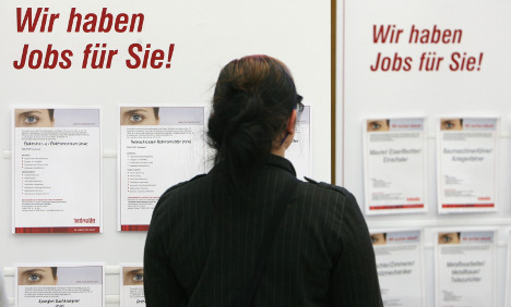 More than one million jobs vacant in Germany