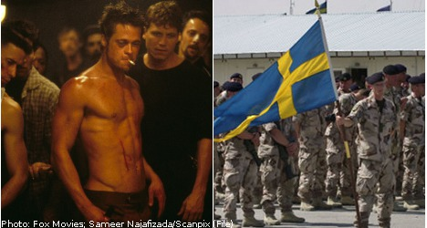 Swedish soldiers held 'fight club' in Afghanistan