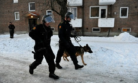 One dead and two injured in Oslo stabbing