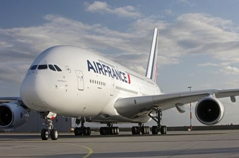 Air France strike likely from Monday