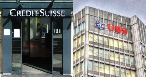 UBS and Credit Suisse in cartel probe