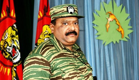 Norway sorry for Tamil Tiger stamps