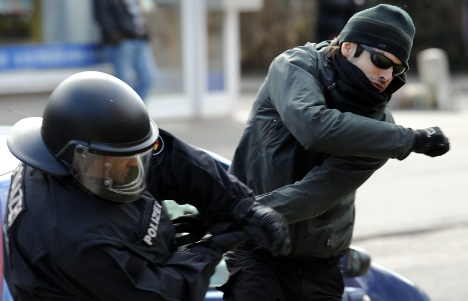 Attacks on police double in five years