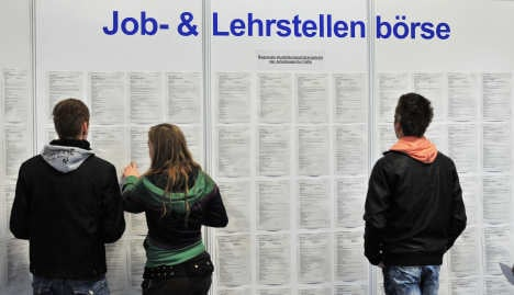 Youth unemployment set to sink to record low