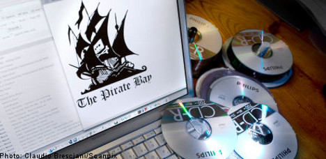 Pirate Bay convicts to be split up in jail: agency