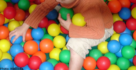 Ikea 'not wrong' to bar a 5-year-old from ball pit