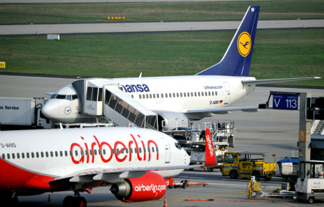 Air France starts dogfight with Lufthansa