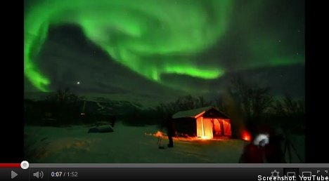 Conditions 'just right' for northern lights: expert