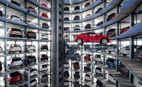 Carmakers fill boots after record year
