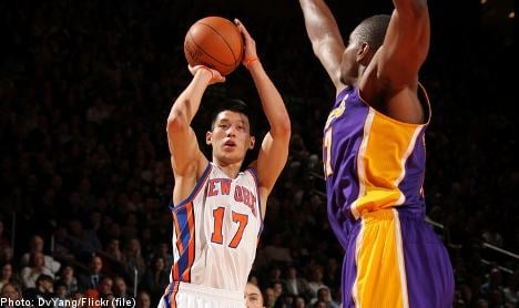 Volvo 'in talks' with NBA superstar Jeremy Lin