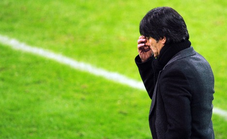 Löw 'annoyed' with Germany's defeat