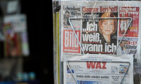 Record profits for media colossus Axel Springer