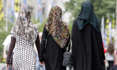 Many German Muslims 'refuse to integrate'