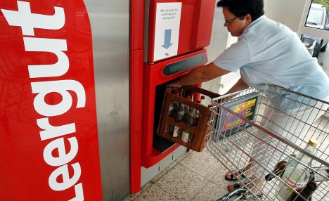 Drink deposit decade shows mixed results