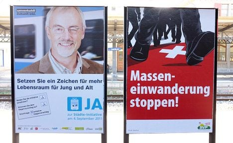 Swiss racism on the rise: human rights chief