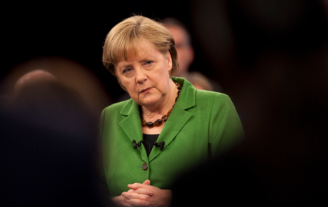 Biggest state election 'critical for Merkel'