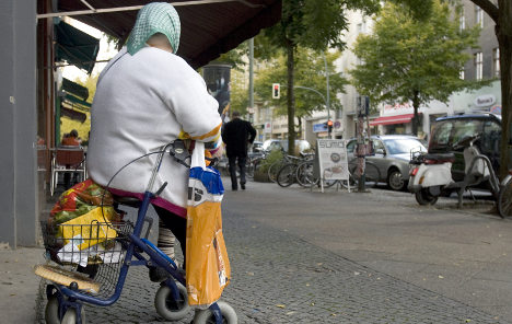 Millions of women face poverty in old age