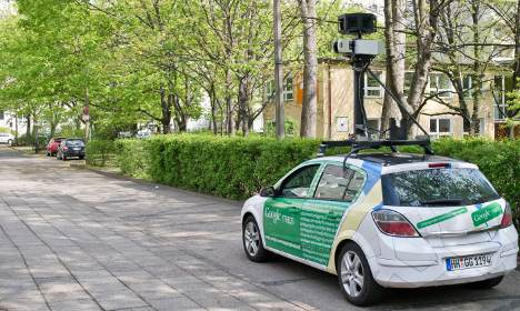 Google cars 'meant to collect internet info'