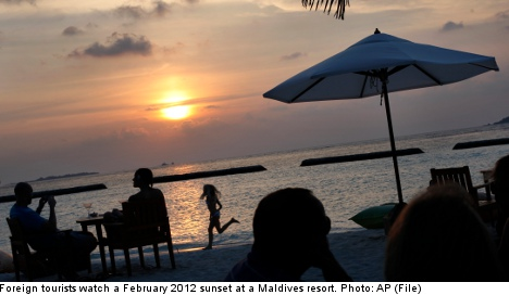 Swede in Maldives trial for UK tourists' deaths