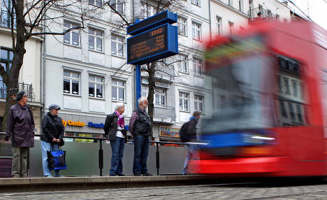 Would you park your car for a free bus ride?