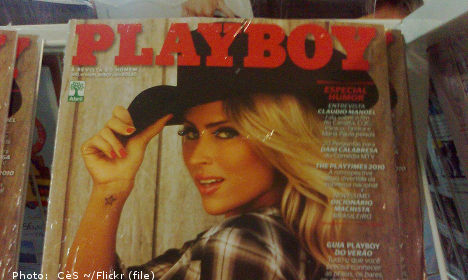 Playboy mags, seals and drivers 'stuck' in traffic