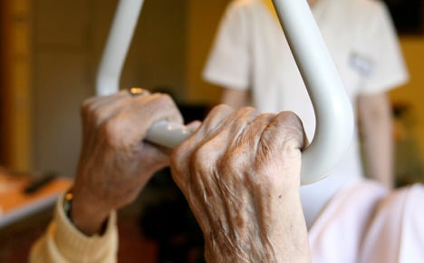 Old age care homes tying up thousands illegally