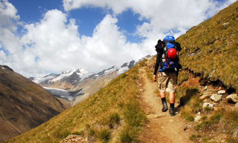 Taking a hike is officially good for health