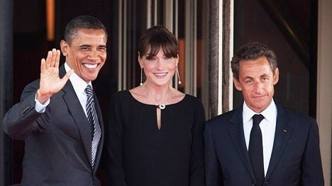 Sarkozy to Obama: we'll win, you and me