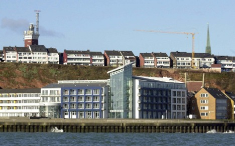 Firm books out luxury island hotel till 2023