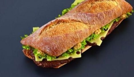 McDonald's tempts French with 'McBaguette'