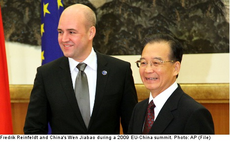 Sweden visit to 'boost China's Arctic profile'