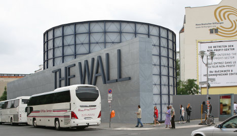 Berlin to get spectacular new Wall panorama