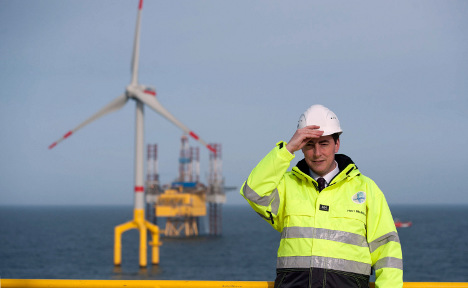 Three killed in offshore wind farm construction