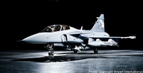 Saab CEO 'spied upon' during Swiss Gripen talks