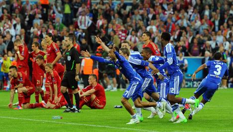Chelsea snatch victory over Bayern on penalties