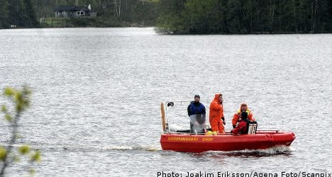Father and son in drowning accident