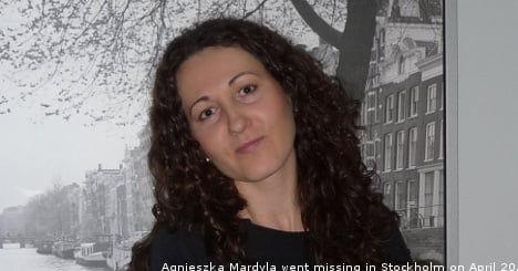 Polish woman missing from Stockholm home