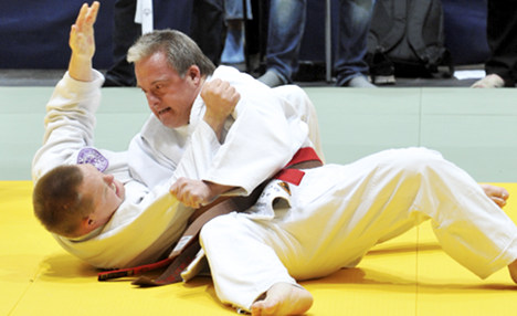 Special Olympics deliver pure gold in Munich