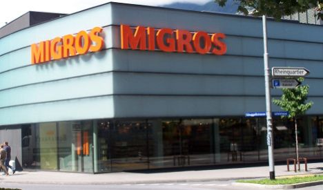 Migros to label goods from Israeli settlements