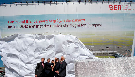 Fury as new Berlin airport opening delayed